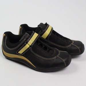 Specialized Sonoma black yellow cycling shoe laces